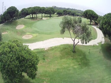 IMG_5889 Instalación Cámara IP en Campo de Golf de Cabopino