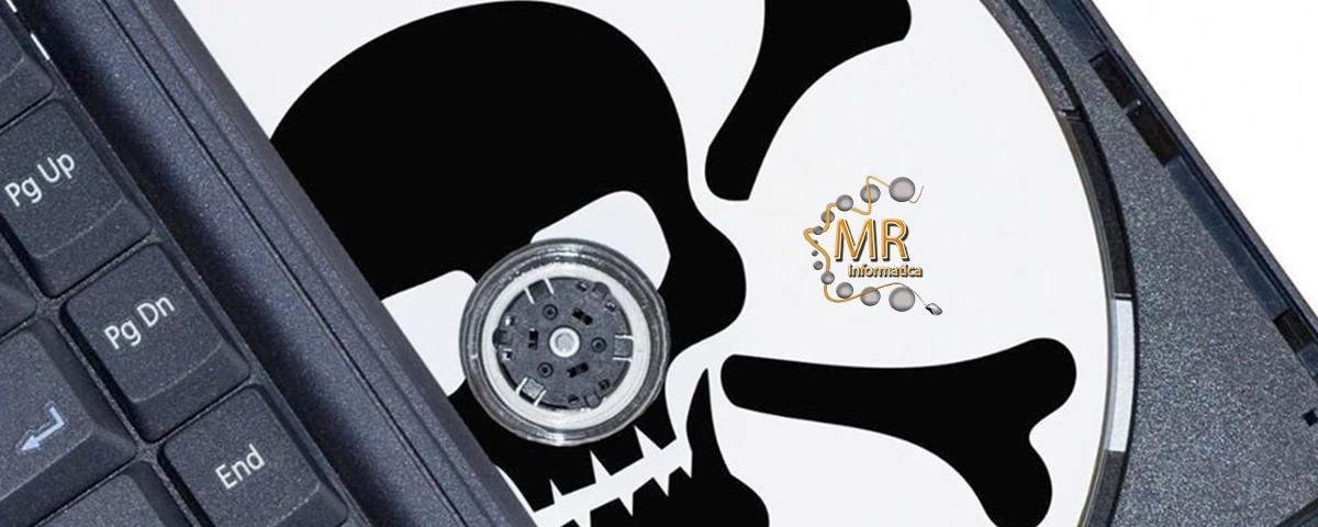MR Informática Marbella Software Pirata Riesgos