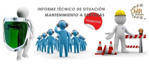 MR Informática Marbella Promoción Mantenimiento a Empresas