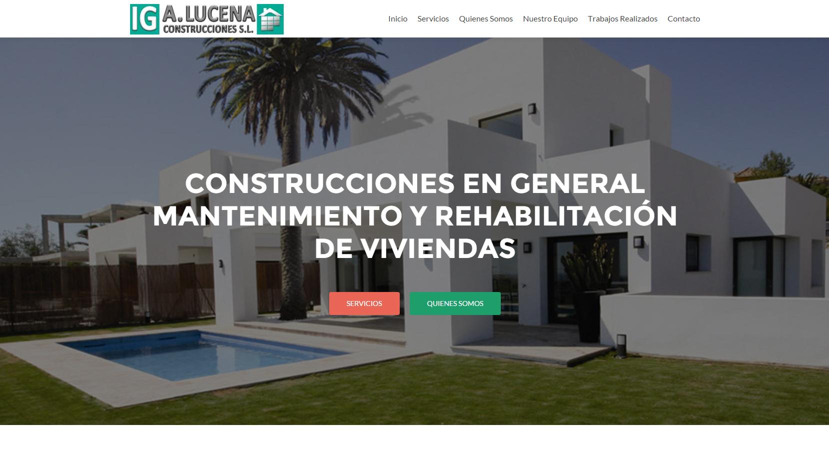 Web-IGLucena-1 WEB Desing